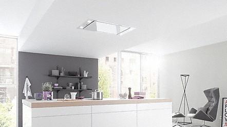 Miele campana extractora de techo para la cocina miele - Campana extractora integrada ...