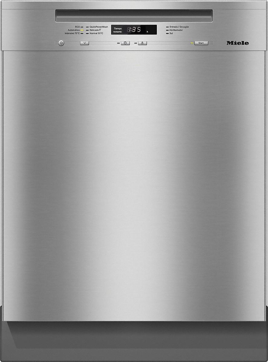 Miele g 6620 scu lavavajillas bajo encimera - Lavavajillas de encimera ...