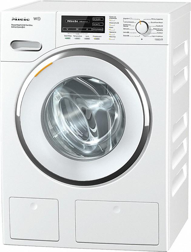 Miele wmh721 wps edition conn ct lavadora de carga frontal w1 for Lavadoras pequenas carga frontal